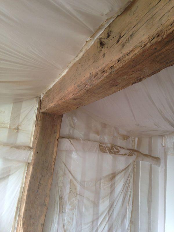 d capage par a rogommage d 39 une poutre ancienne entreprise de d capage sur tous mat riaux. Black Bedroom Furniture Sets. Home Design Ideas