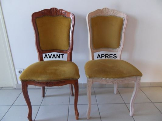 Nettoyage industriel pour graffiti d capage lopes for Repeindre des chaises