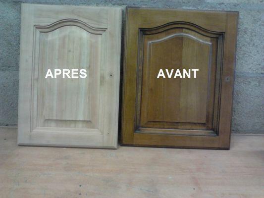 D capage portes de cuisine nettoyage vapeur d capage for Porte de meuble de cuisine
